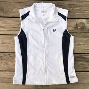 Charles River Apparel Vest Classic Lightweight Zip